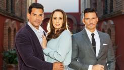Ricardo y Esperanza lucharán por conseguir su Sueño de amor. ¡Conoce su historia!