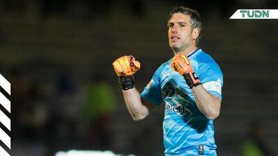 Villalpando dejó el futbol para estudiar dirección deportiva en España