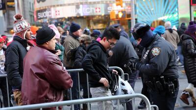 El mundo despide el año bajo fuertes medidas de seguridad