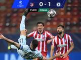 Un golazo de Giroud da triunfo al Chelsea ante un defensivo Atlético