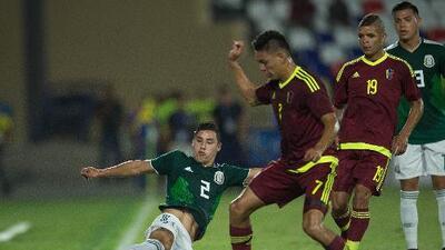 Cómo ver México vs. Venezuela en vivo amistoso FIFA