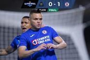 Ocho triunfos al hilo y contando... ¡Cruz Azul se impone a Pumas!