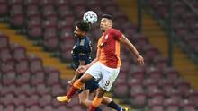 Falcao vuelve al gol y salva al Galatasaray