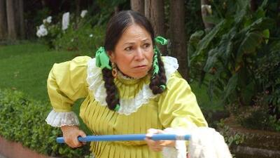 Murió María Elena Velasco, la India María