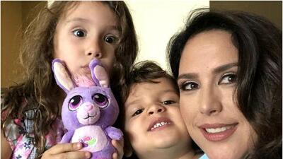 """Los sacrificios de Angélica Vale al estar lejos de sus hijos: """"me entra una angustia en el pecho"""""""