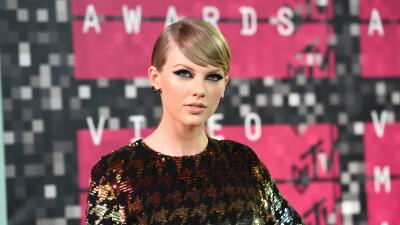 Taylor Swift arrasa en las nominaciones de los MTV Europe Music Awards