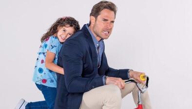 Sebastian Rulli quedará con una cicatriz en el rostro tras accidente en 'Papá a toda madre'