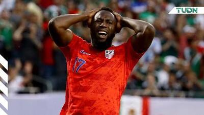 Jozy Altidore baja del Team USA para la fecha FIFA