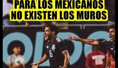 Los memes que dejó la goleada de México ante Estados Unidos