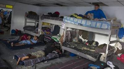 Entre la incertidumbre y la desesperación: así están miles de migrantes cubanos varados en México