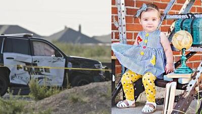 Menor de 17 meses impactada en la cara durante tiroteo en Odessa, Texas se recupera