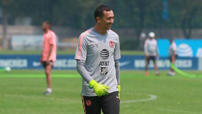 Marchesín confesó que eligió jugar en América antes que ir a Boca