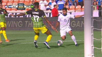 El Salvador vs. Jamaica
