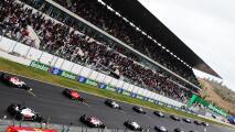 Olvidan sana distancia en el GP de Portugal y les llueven críticas