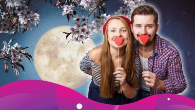 Prepárate para 'locuras de amor' con la luna llena de agosto