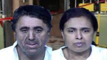 Arrestan por asesinato a padres de niña cuyo cuerpo apareció en el ático