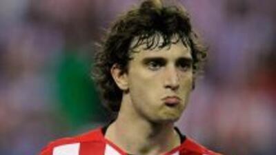 Fernando Amorebieta, del Athletic de Bilbao, ficha por el Fulham