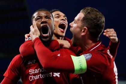 Liverpool goleó a Barcelona 4-0 en Anfield y remontó la Semifinal para convertirse en el primer finalista de la Champions League, en un épico juego.