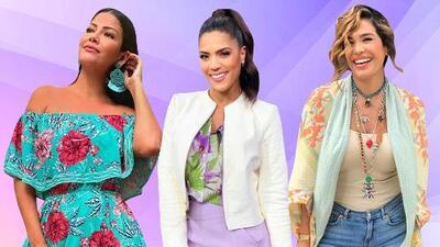 Ana Patricia, Karla y Francisca nos muestran modelos cómodos y elegantes para Pascua