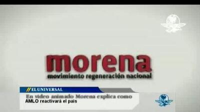 Morena expone Proyecto de Nación de López Obrador