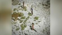 Se alimentaron de cocos y ratas: la historia de tres cubanos varados en una isla durante un mes