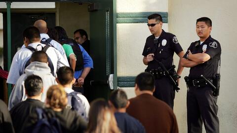 Junta Educativa de Los Ángeles implementará nuevas medidas para mejorar la seguridad en las escuelas