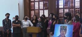 La familia de Vanessa Guillén se reunió con representantes texanos sobre las medidas que presentarán en honor a la soldado