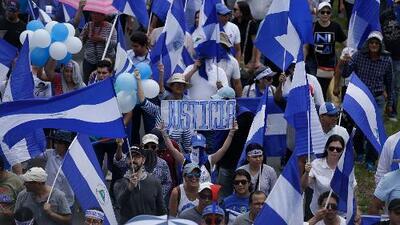 Nicaragua: protestan de nuevo en las calles contra el gobierno y la empresa privada anuncia paro nacional