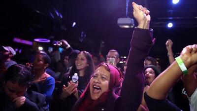 En un minuto: Los demócratas ganan la Cámara en unas elecciones históricas para las mujeres