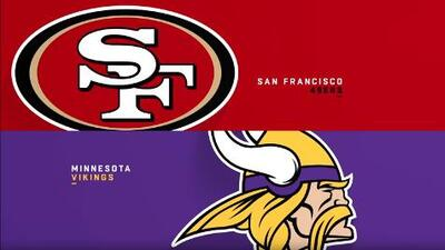 Highlights | San Francisco 49ers 16-24 Minnesota Vikings