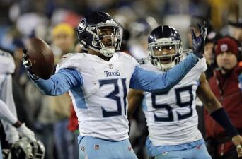 Los Titans dan un paso en aras de meterse a Playoffs tras vencer a los Redskins