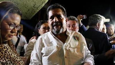 Régimen de Maduro libera al diputado Edgar Zambrano tras los acuerdos pactados con partidos minoritarios de oposición