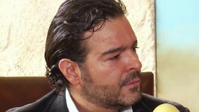Sin Rollo: Pablo Montero dice que es ojo alegre más no mal padre
