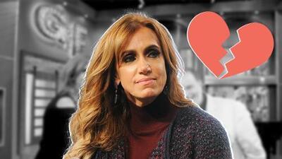 Las horas más tristes de Lili Estefan que encogieron el corazón de 'El Gordo y la Flaca'