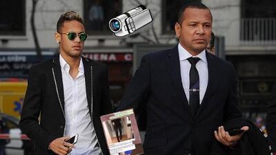 Caso Neymar: Postura del padre y patrocinios, mientras la supuesta víctima tendría más pruebas