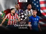 Team USA domina a México con representantes en Octavos de Champions