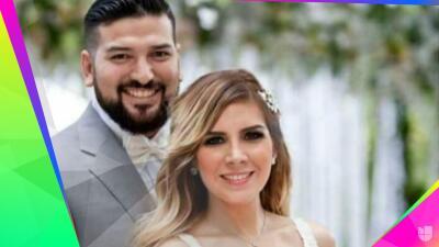 Karla Panini recuerda las fotos de su boda con Américo Garza en medio de la polémica