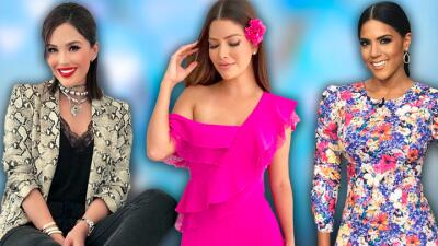 En fotos: Ana Patricia, Karla y Francisca se muestran sin el glamour con el que aparecen en TV