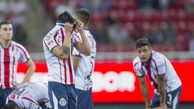 Chivas, en el abismo de su historia