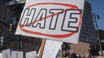 Llevan a cabo evento en la ciudad de Nueva York para rechazar crímenes de odio contra asiáticos y latinos