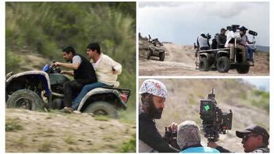 'El Chapo' salió vivo de una intensa balacera, ve todo lo que pasó detrás de cámaras