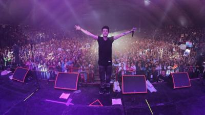 Mario Bautista: un chico normal con más de 8 millones de followers y un disco de oro