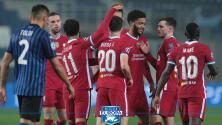 Resumen | Liverpool da golpe de autoridad contra el Atalanta