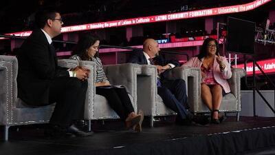 """""""El gigante ya está despierto"""": el mensaje de la cumbre que pretende activar la participación cívica de los hispanos"""
