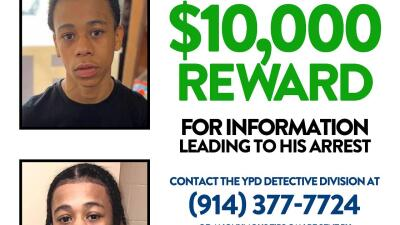Aumenta a 10 mil dólares recompensa por información sobre sospechoso de asesinar a adolescente en Yonkers