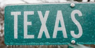 Comienza a caer una ligera nieve en Houston y se pronostica un descenso en las temperaturas