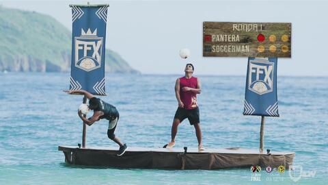Freestyle Fútbol Extremo: equilibrio, concentración y empujones
