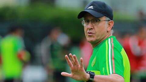 """Juan Carlos Osorio: """"Esperemos que la selección saque la mejor versión de Govea y Antuna"""""""