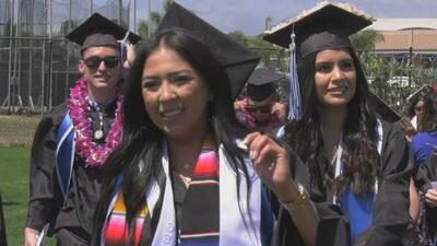 Graduate overcomes more than the usual student challenges to get her degree