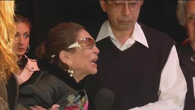 """""""Se me fue mi niña"""": madre de Edith González le da el último adiós a su hija con unas emotivas palabras"""